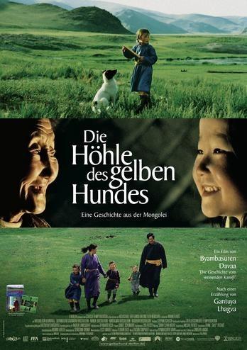 Shar Nohoyn Tam / Die Hoehle des gelben Hundes (Txakur horiaren leizea)