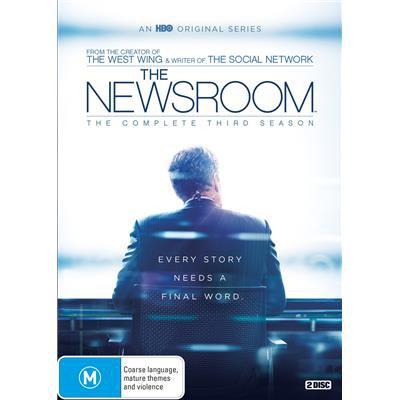 The Newsroom (2012-2014)