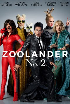 Zoolander No2