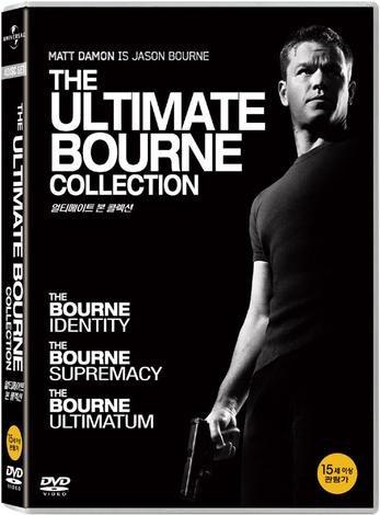 Bourne Saga: 1. trilogia, Matt Damonena