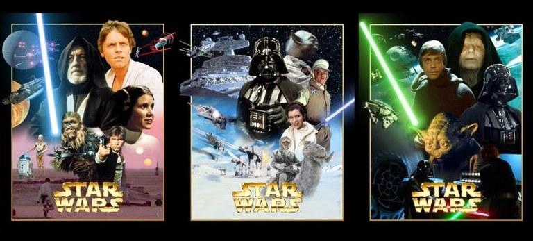Star Wars, 1. trilogia euskaraz osatuta