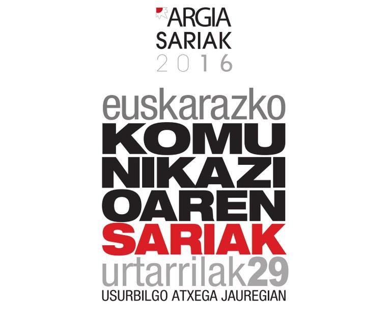 Azpitituluak.com, Interneteko Argia saria 2016