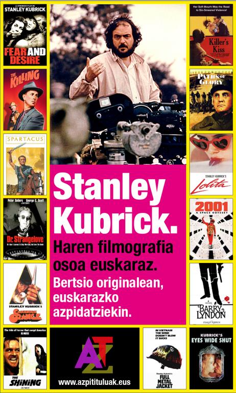 Kubrick proiektua