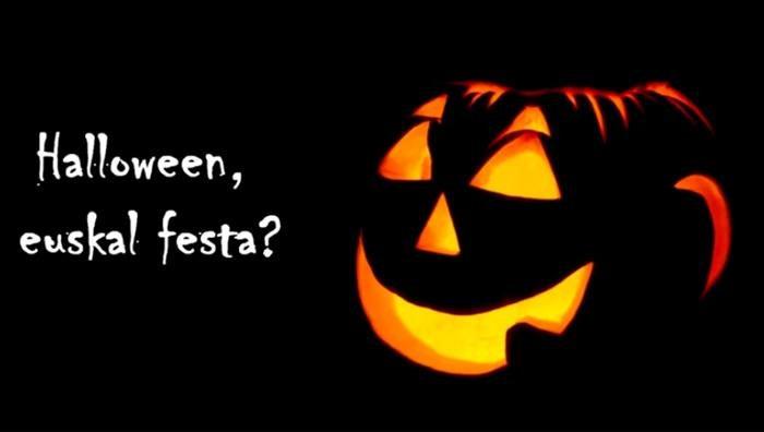 Halloween, euskal festa?