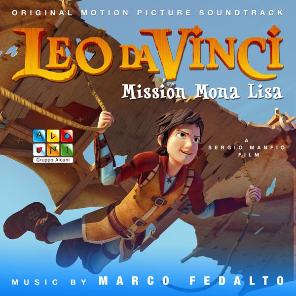 Leo Da Vinci: Missiome Mona Lisa