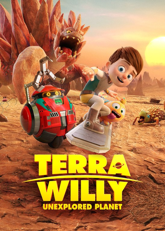 Terra Willy, planète inconnue