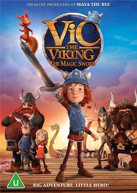 Vic the Viking and the Magic Sword